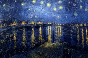 Stelle-Van-Gogh