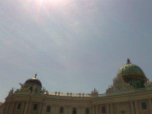 Wien, Hofburg Palace, foto Rossella Pompeo