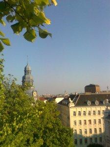 Wien, View from Hundertwasserhaus, foto Rossella Pompeo