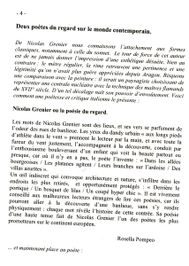 Nicolas Grenier Rossella Pompeo