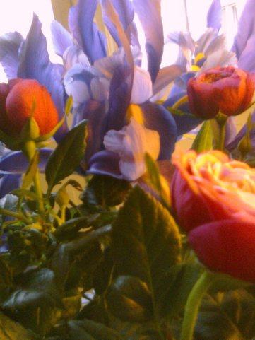 les fleurs donnent toujours raison au coeur - Copia