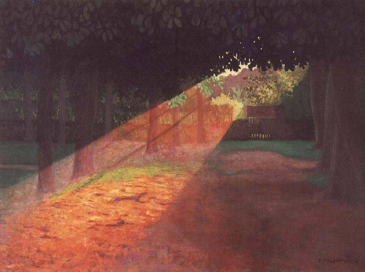 felix-vallotton-the-ray-1909